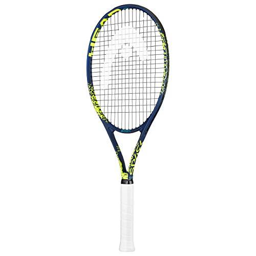 HEAD Spark Elite, Racchette da Tennis Unisex Adulto, Multicolore, 4