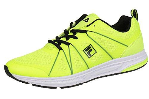 Fila Colt Low Run Laufschuh Running Men Sneakers gelb Comfort Foam, Schuhgröße:41 EU