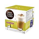 Nescafe Cápsulas Skinny Cappuccino para máquina Dolce Gusto 12051233 Pack 48 (3x16 cápsulas = 24 bebidas)