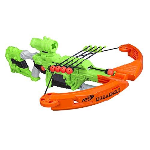 Hasbro Nerf B9091ECA0Zombie Strike Dreadbolt Spielzeug