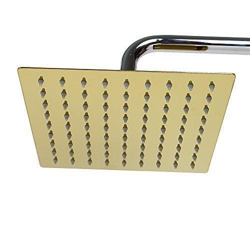 20cm Pioggia Doccia Soffione (Gold01)