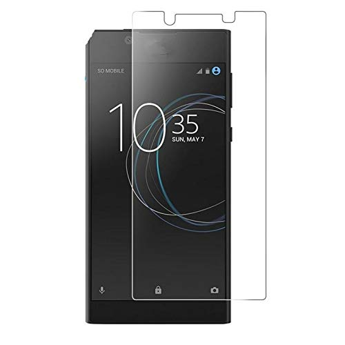 Soezit Sony Xperia L1 Tempered Glass, Premium Anti Explosion Premium Tempered Glass,9H Hardness,2.5d D, Ultra Clear, Anti Scratch Free Anti Finger Print for Sony Xperia L1
