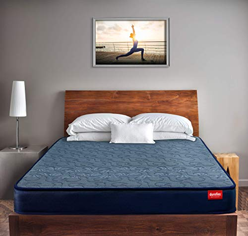 Duroflex Back Magic - Doctor Recommended Orthopaedic High Density Coir, 5 Inch Single Size Firm Mattress for Back Support and Posture Alignment (72 X 30 X 5 Inches)