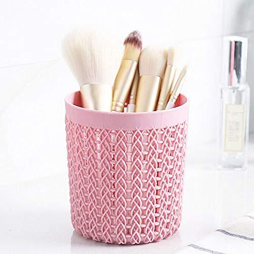 lizeyu Cylindrique Creux Maquillage Brosse Boîte Rack De Stockage Cylindrique Vide Support Maquillage Brosse Sac Brosse Boîte De Rangement Outil De Maquillage
