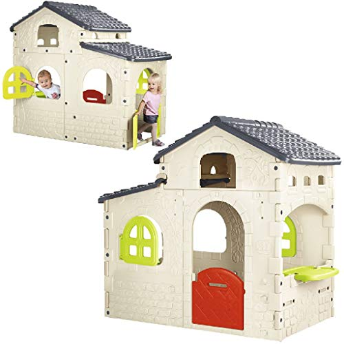 Feber- Casetta Sweet House, Candy, 800012221