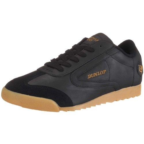 Dunlop Unisex-Erwachsene Superstar 100 Low-Top, Schwarz (Black), 46 EU (12 UK)
