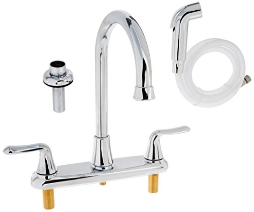 American Standard 4275551.002 Colony 2.2 GPM Kitchen Faucet, 2.2 gal Per Minute, Chrome