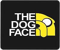 犬の顔ジェイク犬のアドベンチャータイム滑り止めマウスパッドゲーミングソフトデスクマウスパッドマウスマットオフィススモール用25x30cm