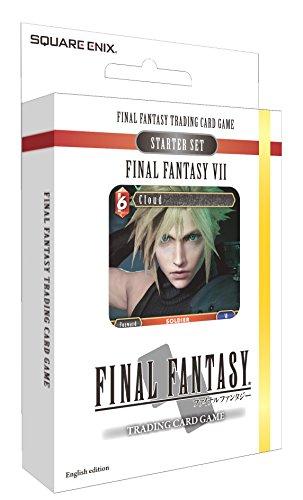 Square Enix SQUFFSSF07 Final Fantasy 7 (VII) Starter Set Final Fantasy Trading Card Game