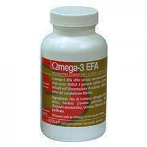 Cemon Integratore Alimentare Per Il Controllo Del Colesterolo Omega-3 Efa, 90 Capsule