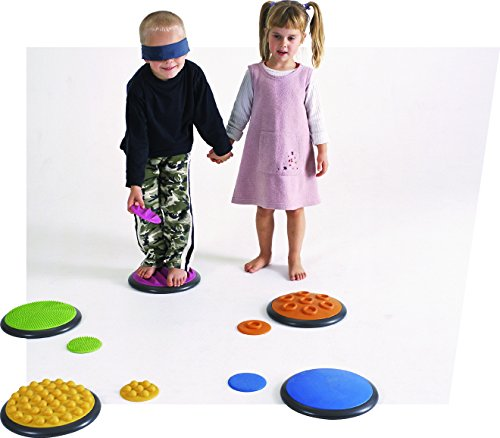 OCCUPATIONAL THERAPY TACTILE DISCS FOR AUTISM AND SENSORY INTEGRATION
