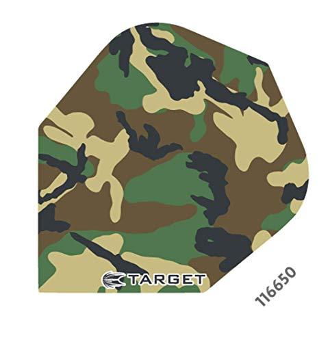 Target Vision 100 Camouflage-Pfeile – wählen Sie die Anzahl der Sets (6)