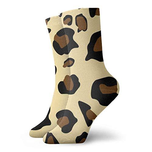 wu Farbige Musikgitarre Premium Athletic Socks, Unisex Mid-Calf Socks Söckchen