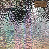ステンドグラス ガラス板 ガラス工芸 制作用 ウィズマーク 01RIR リップルクリスタルイリディセント D