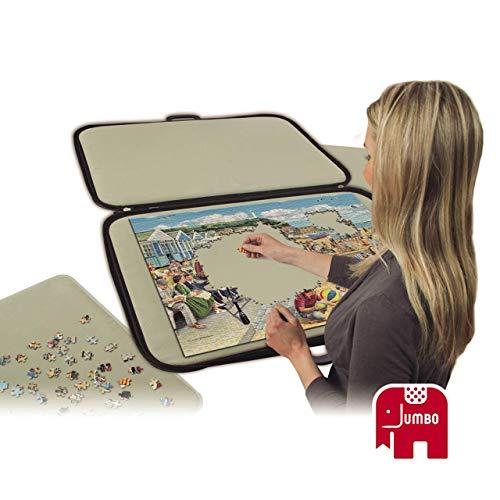 Puzzle Mates 1039 Jumbo-Portapuzzle Deluxe bis zu 1000 Stück, Multi