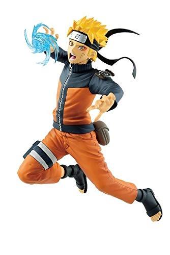 Banpresto. Naruto Shippuuden Figure Uzumaki Naruto Vibration Stars Sage Mode Gaara Sasuke Kakashi