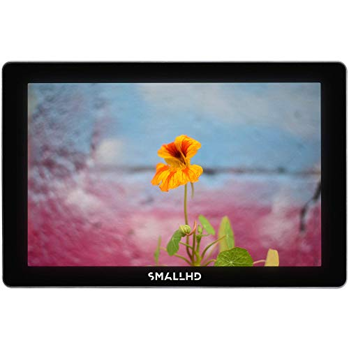 SMALLHD Indie 7 On-Camera Monitor with 7-Inch LCD Touchscreen, Daylight Visibility,...