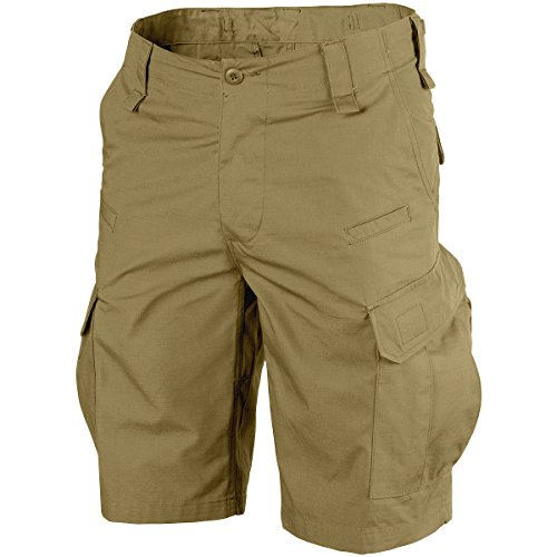 Helikon CPU Hommes Short Coyote Taille L