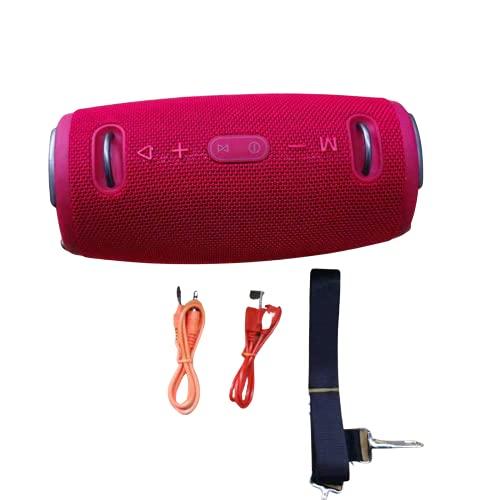 N\C 40 W High Power Bluetooth Speakers Subwoofer T W S Wireless Portable Outdoor Waterproof Music Player Sound Box Column Caixa De Som