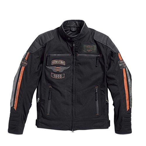 Harley-Davidson Tuckaway Switchback Lite Riding Jacket 97110-16VM Outerwear