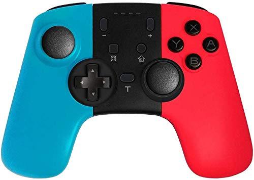 ZGYQGOO Phone Game Cubes, Recharge sans Fil pour contrôleur Jeu Bluetooth, Manette Jeu sans Fil pour contrôleur Jeu, Bluetooth PC-Windows/Commutateur, Manette Jeu pour contrôleur PC-Joystick, Bleu