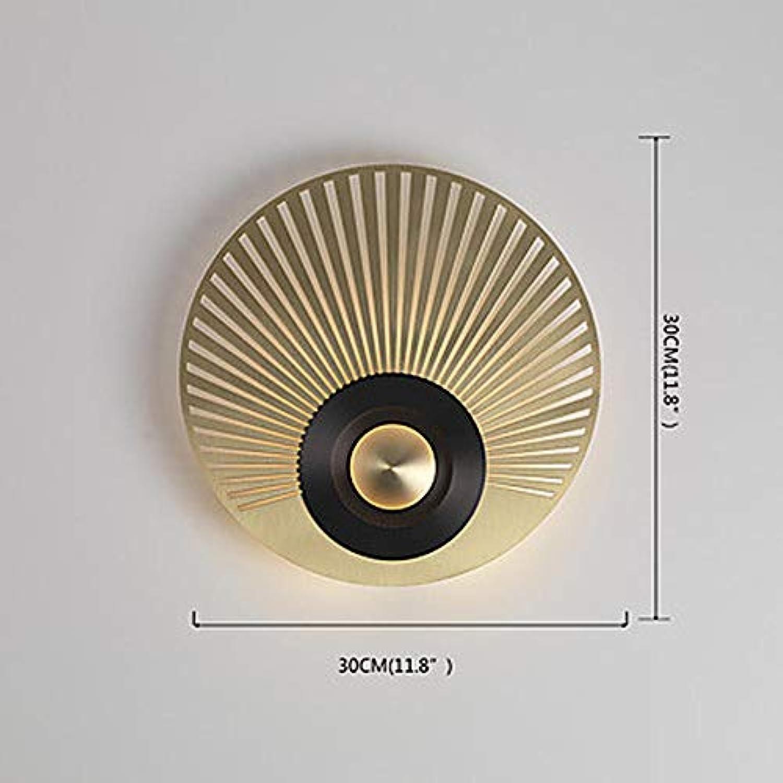 Creative Metal Wandeinbauleuchte Arbeitszimmer Büro Geschft Cafe Lighting @ Warm Weiß + Weiß_110-120V