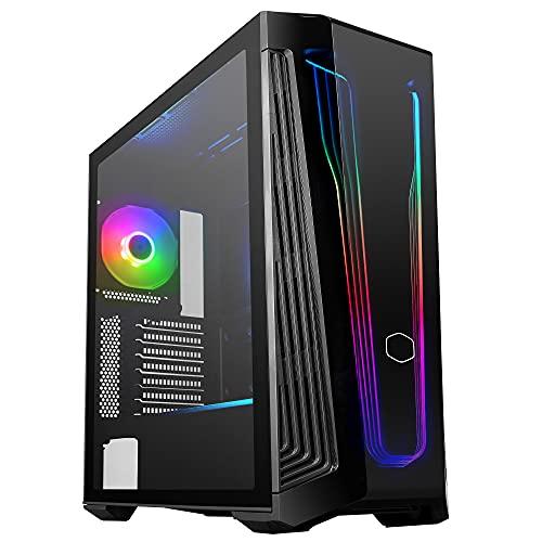 Cooler Master MasterBox 540 ゲーミング ATXミドルタワーPCケース MB540-KGNN-S00 CS8156