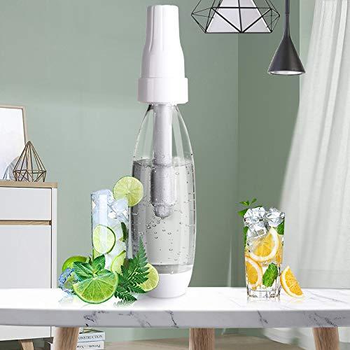 HNGY Tragbare Haushalts-Sodawassermaschine Blasenwassermaschine kommerzielle Milchteeladenblasenmaschine hausgemachtes Blasenwasser DIY