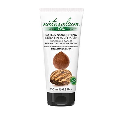 Naturalium Shea & Macadamia Masque Capillaire 200 ml