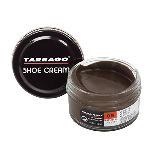 Tarrago | Basic Shoe Cream 50 ml | Crema Protectora para Calzado...