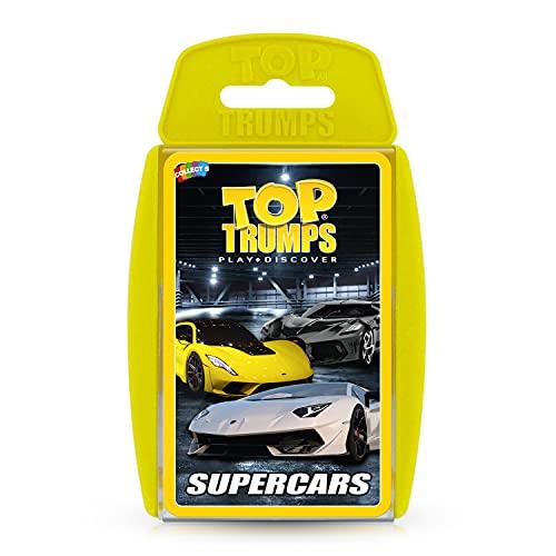 Top Trumps Super Cars