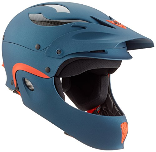 Sweet Protection Casque Rocker FF, Navy Blue