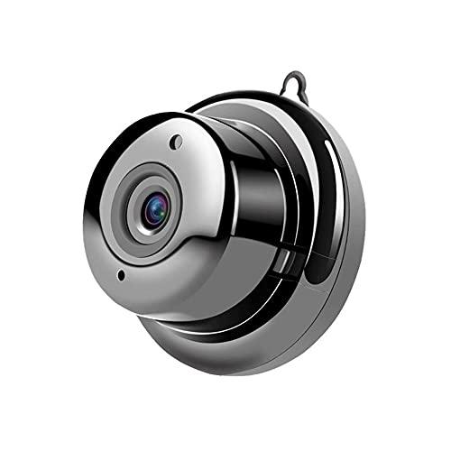 Mini Camara Espia Oculta, 1080P HD Micro Camara Vigilancia Grabadora De Video Portátil con IR Visión Nocturna Detector De Movimiento, Camara Seguridad Pequeña Inalambrica Interior/Exterior