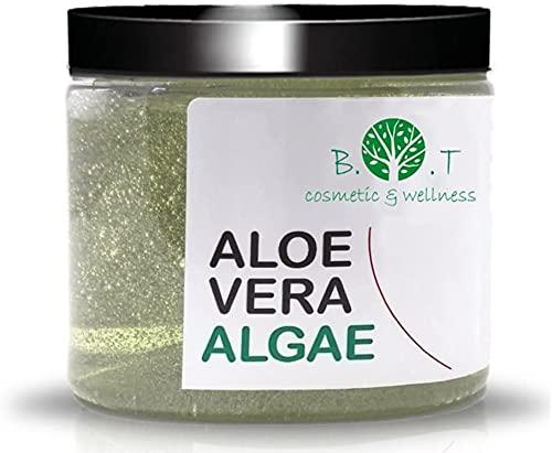 3en1 Gel de Aloe Vera y Algas Marinas Anticelulitis Adelgazante y Hidratante (200 ml)