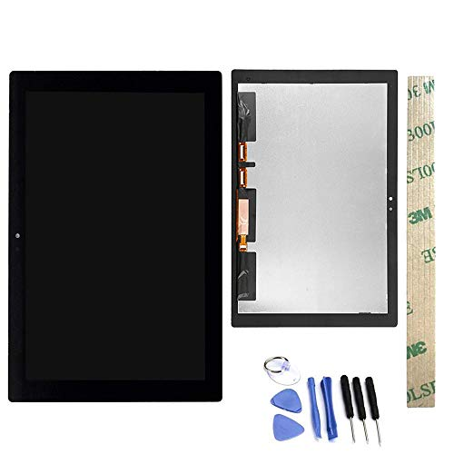 Dr.Chans LCD Display Screen Touch Digitizer Assembly Replacement with Free Tools for Sony Xperia Tablet Z4 SGP712 SGP771 Black