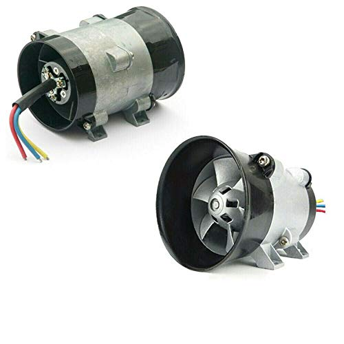 Auto Auto turbina eléctrica Turbo Fan Turbo cargador Tan Boost Admisión Ventiladores 12V 16.5A