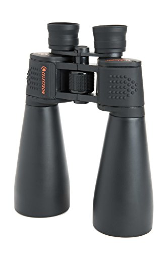 Celestron - SkyMaster Giant 15x70 Binoculars - Top Rated Astronomy Binoculars - Binoculars for Stargazing and Long Distance Viewing - Includes Tripod Adapter and Case