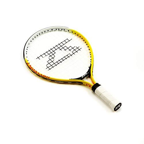 Zsig Kinder Mini-Tennisschläger, 43,2 cm, Gelb/Weiß