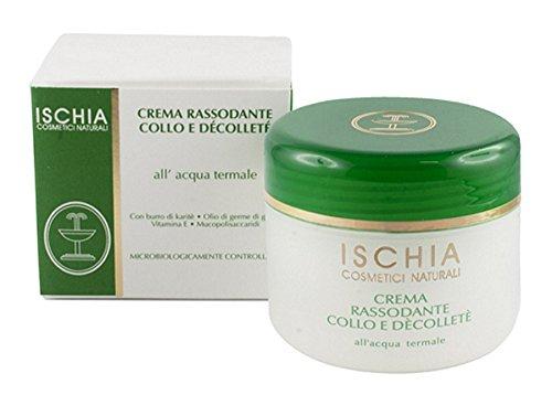 Ischia Cosmetici Naturali Crema Rassodante Collo e Décolleté - 100 ml