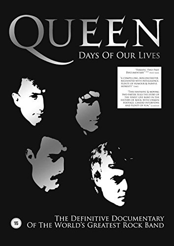 Queen - Days of our Lives/The Definitive Documentary of the World's Greatest Rock Band [Blu-ray]