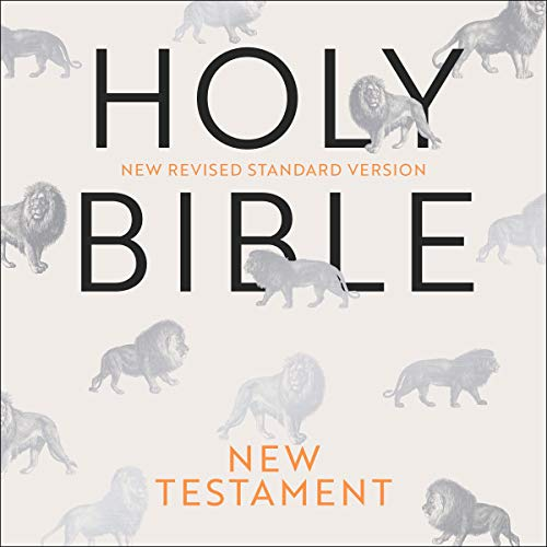 『Holy Bible - The New Testament』のカバーアート