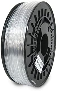 WOL 3D Flexible Filament 1.75 mm (Transparent)