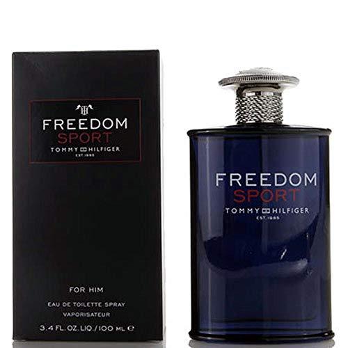 Freedom Sport By Tommy Hilfiger Eau De Toilette Masculino 30 ml