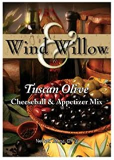 Wind & Willow Tuscan Olive Cheeseball and Appetizer Mix .89 oz.