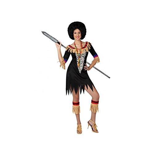 Atosa - Disfraz Indigena mujer Zulu (XL)