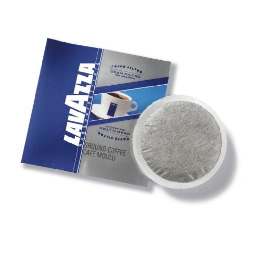 Lavazza Gran Filtro Single-Serve Coffee Pods, Dark Roast (Pack of 1,000)
