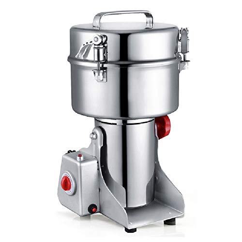 Baugger Electric Grains Spices Cereals Coffee Dry Food Mill Gristmill Grinding Machines Home Dust Crusher