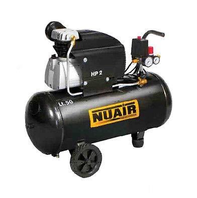 Compresseur Nuair-Fini FC2/50S CM2 CE 2 HP 50 L