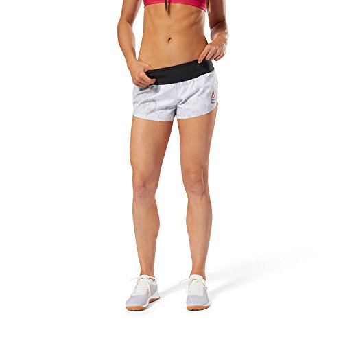 Reebok Women's Crossfit Pantalones Cortos Stone - AW18