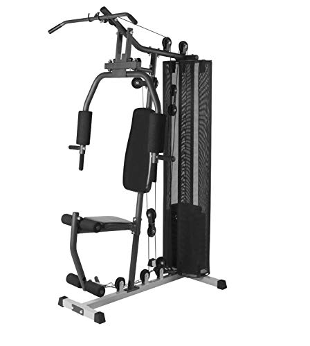 We R Sports 100LB Home Gym Multi Gym Workout Machine Lat Pull Leg Developer